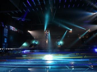 Åbning EM Svømning 2013